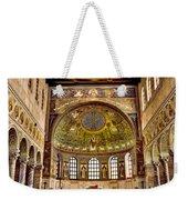 Basilica Di Sant'apollinare Nuovo - Ravenna Italy Weekender Tote Bag