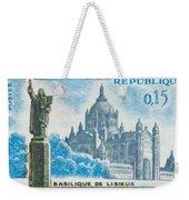 Basilica Lisieux Weekender Tote Bag