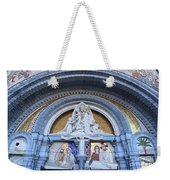 Basilica Of Our Lady Of Lourdes Weekender Tote Bag