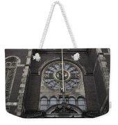 Basilica Of St Nicholas II Amsterdam Weekender Tote Bag