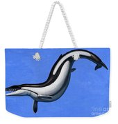 Basilosaurus, A Marine Mammal That Weekender Tote Bag