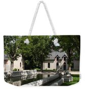 Basin In The Castle Yard Weekender Tote Bag