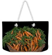 Basket Of Carrots Weekender Tote Bag