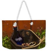 Basket Of Goodies Weekender Tote Bag
