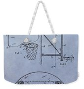 Basketball Hoop Weekender Tote Bag
