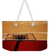 Basketball Shadows Weekender Tote Bag