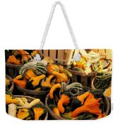 Baskets Of Gourds Weekender Tote Bag