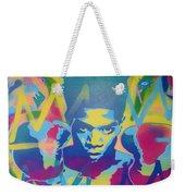 Basquiat Weekender Tote Bag