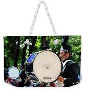 Bass Drums On Parade Weekender Tote Bag