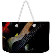 Bass Guitar Weekender Tote Bag