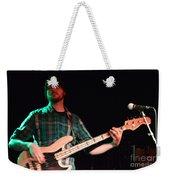 Bass Guitar Musician Weekender Tote Bag