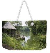 Bass Pond Biltmore Estate Weekender Tote Bag