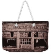 Bass Sales Co Cairo Il Monotoneimg 2962  Weekender Tote Bag