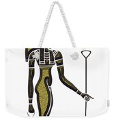 Bastet - Goddess Of Ancient Egypt Weekender Tote Bag