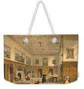 Bat Game In The Grand Hall, Parham Weekender Tote Bag