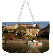 Bath Canalside Weekender Tote Bag