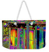 Bath House Pop Art Weekender Tote Bag