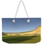 Bath Royal Crescent  Weekender Tote Bag