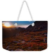 Bathing In Last Light Weekender Tote Bag