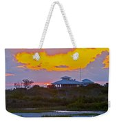 Bathouse Sunset Weekender Tote Bag