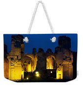 Baths Of Caracalla Weekender Tote Bag