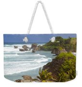 Bathsheba Beach Weekender Tote Bag