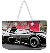 Batmobile Weekender Tote Bag