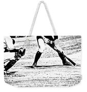 Batter Up Weekender Tote Bag