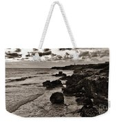 Battered Shore Weekender Tote Bag