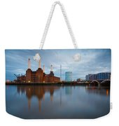 Battersea Power Plant. Weekender Tote Bag