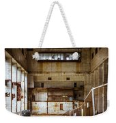 Battersea Power Station Interior Weekender Tote Bag