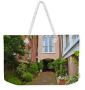 Battery Carriage House Inn Alley Weekender Tote Bag