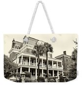 Battery Carriage House Inn Weekender Tote Bag