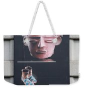 Battery Park Art Weekender Tote Bag