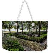 Battery Park Weekender Tote Bag
