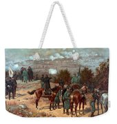 Battle Of Chattanooga Weekender Tote Bag by American School