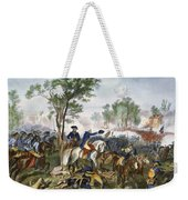 Battle Of Eutaw Springs Weekender Tote Bag