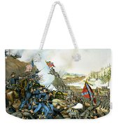 Battle Of Franklin Weekender Tote Bag