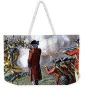 Battle Of Lexington Weekender Tote Bag