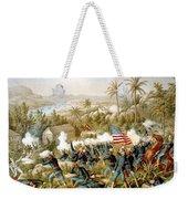Battle Of Qusimas Weekender Tote Bag