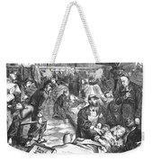 Battle Of Sedan, 1870 Weekender Tote Bag