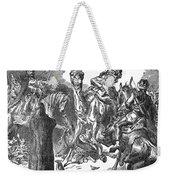 Battle Of The Camel, 656 Weekender Tote Bag