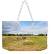 Battle Of Yorktown Battlefield Weekender Tote Bag by John M Bailey