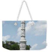 Battle Of Yorktown Monument Weekender Tote Bag