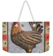 Baxter The Rooster Weekender Tote Bag
