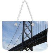 Bay Bridge San Francisco Weekender Tote Bag