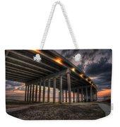 Bay Bridge Sunset 2 Weekender Tote Bag