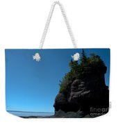Bay Of Fundy Landmark Weekender Tote Bag