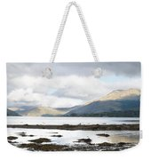 Bay Reflections Weekender Tote Bag