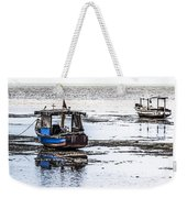 Bay View Weekender Tote Bag
